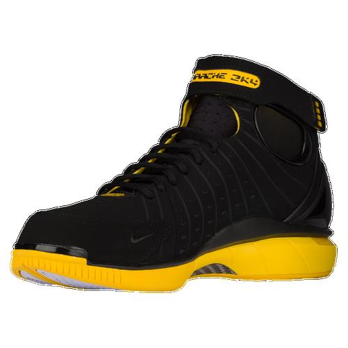 5d009c7b99f8 Nike Air Zoom Huarache 2K4 - Men s - Basketball - Shoes -  Black Black Varsity Maize White