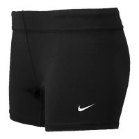 Nike Team Performance Game Shorts - Women's - All Black / Black