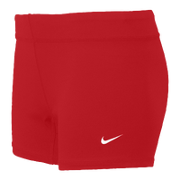 Nike Team Performance Game Shorts - Women's - Red / Red