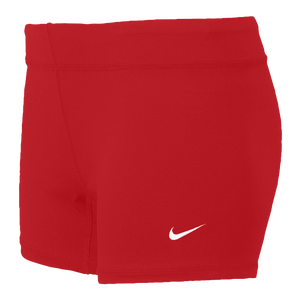 Nike Team Performance Game Shorts - Women's - Red-Scarlet