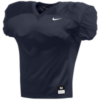 Nike Team Stock Vapor Practice Jersey - Men's - Navy / White