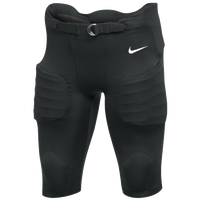 Nike Team Pants Recruit 3.0 - Boys' Grade School - Black / White