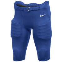Nike Team Pants Recruit 3.0 - Boys' Grade School - Blue / White
