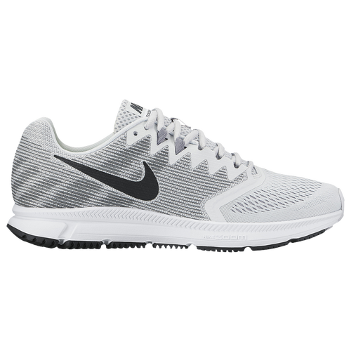 Nike Zoom Span 2 - Men's - Running - Shoes - Pure Platinum/Black/Wolf  Grey/Cool Grey