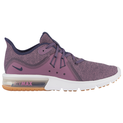 separation shoes aad18 8ed78 Nike Air Max Sequent 3 - Women s - Running - Shoes - Violet Dust Neutral  Indigo Obsidian