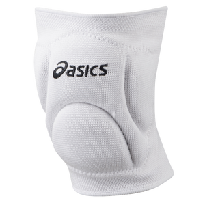 ASICS® Ace Low Profile Knee Pads - White