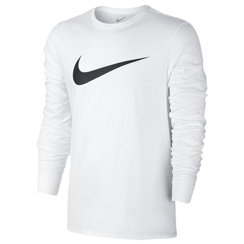Nike Ls Icon Swoosh T Shirt Men 39 S Casual Clothing