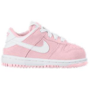 Nike Dunk Low Girls Toddler Pink