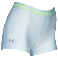 "Under Armour HeatGear Armour 3"" Shorty - Women's - Light Blue"
