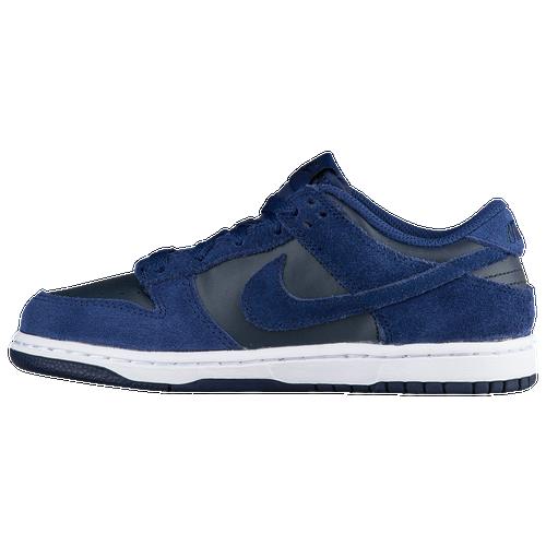 3bf794902637b Nike Dunk Low - Boys  Preschool - Casual - Shoes - Binary Blue Dark ...