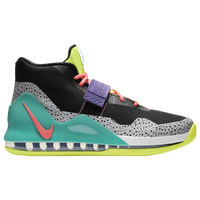 Nike Air Force Max - Men's - Black / Multicolor