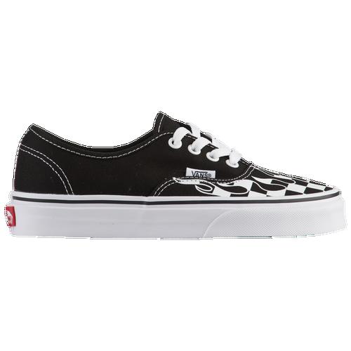 0b0765c12c Vans Authentic - Boys  Grade School - Casual - Shoes - Black True White