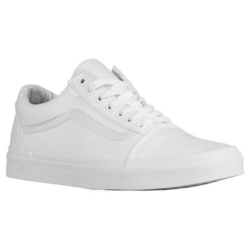 2e7e5512e45d3 Vans Old Skool - Men's - Casual - Shoes - True White