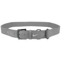Nike Baseball Belt 2.0 - Men's - Grey / Grey
