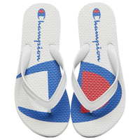 "Champion Flip ""C"" Split Slide - Women's - White"