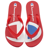 "Champion Flip ""C"" Split Slide - Women's - Red"