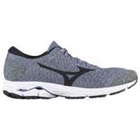 Mizuno Wave Rider 22 Knit - Men's - Grey