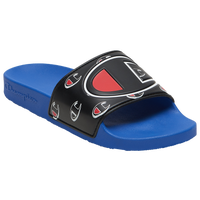 "Champion IPO Repeat ""C"" Slide - Men's - Blue"