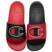 Champion Super Slide Mix Match - Men's - Red / Black