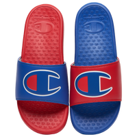 Champion Super Slide Mix Match - Men's - Red / Blue
