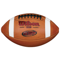Wilson GST Official Game Football - Men's - Brown