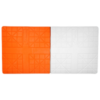 Champro Double First Base - Orange / White