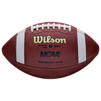 Wilson Official NCAA Game Ball - Men's - Brown / White