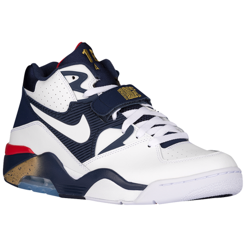 sports shoes e94c0 10f92 ... Nike Air Force 180 - Mens - Basketball - Shoes - Barkley, Charles -  WhiteMidnight ...