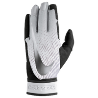 Nike Vapor Elite Batting Gloves - Men's - Black / White