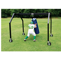 Fisher Athletic Power Frame With Hanging Dummy