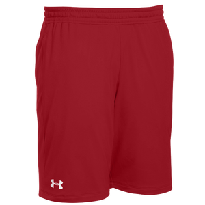 Under Armour Team Pocketed Raid Shorts - Men's - Flawless/White