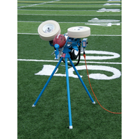 Jugs Field General Football Machine - Blue / Black
