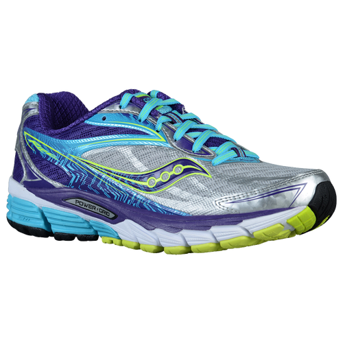 39cc722a2809 Saucony Ride 8 - Women s - Running - Shoes - Silver Purple Blue