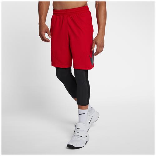 099da852a Nike HBR Shorts - Men s - Basketball - Clothing - University Red Black