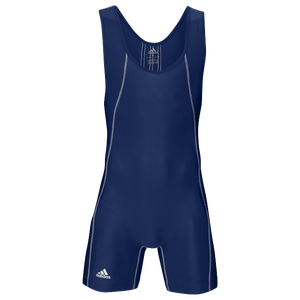 adidas Wide Side Panel Singlet - Men's - Navy/Navy