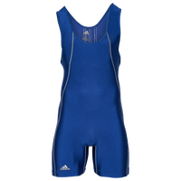 adidas Wide Side Panel Singlet - Men's - Blue / Blue