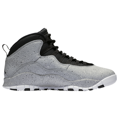 baef7f9587e7 Jordan Retro 10 - Men s - Basketball - Shoes - Light Smoke Grey ...