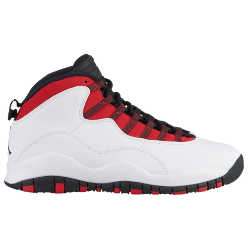 online retailer 8fca1 09c8f ... ireland jordan retro 10 mens basketball shoes white black university  red hyper royal 9eabd 7f272