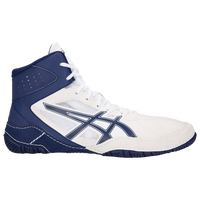 ASICS® Mat Control - Men's - White / Navy