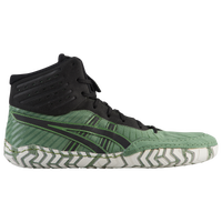 ASICS® Aggressor 4 - Men's - Green / Black