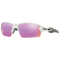 Oakley Flak 2.0 Sunglasses - White / Grey