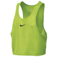 Nike Team Training Bib - Men's - Light Green / Black