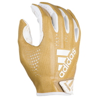 adidas Adizero 5-Star 7.0 Receiver Gloves - Boys' Grade School - Gold / White