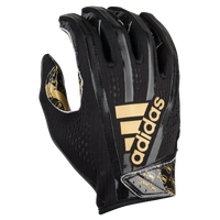 adidas Adizero 5-Star 7.0 Receiver Gloves - Boys' Grade School - Black / Gold