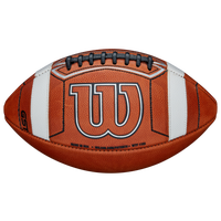 Wilson Team GST Prime Official Game Football - Men's - Brown