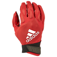 adidas Freak 4.0 Padded Receiver Glove - Men's - Red