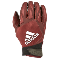 adidas Freak 4.0 Padded Receiver Glove - Men's - Maroon