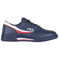 3f71c84b8aa3 Fila Original Fitness - Men s - Casual - Shoes - Black White Red