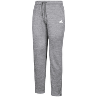 adidas Team Issue Fleece Pants - Men's - Grey / White