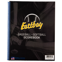 Eastbay Baseball/Softball Game Scorebook